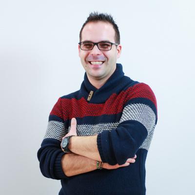 Sergio Montero – Printing Manager