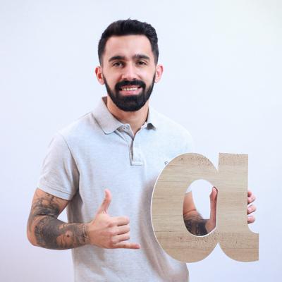 Alejandro Barragán – POP Section manager